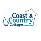 Coast & Country Cottages Square Logo