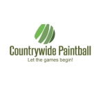 Countrywide Paintball Square Logo