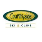 Countryside Ski & Climb Square Logo
