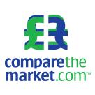 Comparethemarket.com Bike Insurance Square Logo