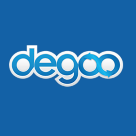 Degoo Square Logo