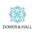 Dower & Hall Square Logo