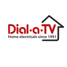 Dial-a-TV Square Logo