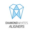 Diamond Whites Aligners Square Logo