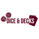 Dice & Decks Square Logo