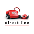 Direct Line Van Insurance Square Logo