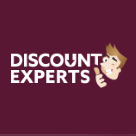 Discount Experts Square Logo