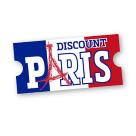 Discount Paris Square Logo