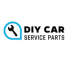 DIY Car Service Parts Square Logo
