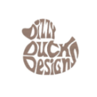 Dizzy Duck Designs Square Logo