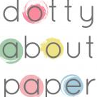 dotty about paper Square Logo
