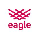 Eagle Education Square Logo
