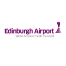 Edinburgh Airport Square Logo