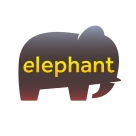 Elephant Car Insurance Square Logo