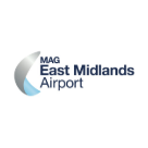 East Midlands Airport – Airport Shopping Square Logo