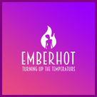 EmberHot Square Logo