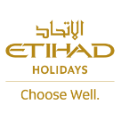 Etihad Airways Holidays Square Logo