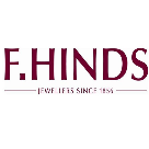 F.Hinds Jewellers Square Logo