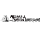 Fitness and Training Square Logo