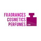 Fragrances Cosmetics Perfumes Square Logo