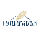 Feather & Down Square Logo