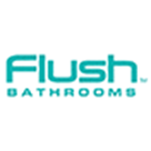 Flush Bathrooms Square Logo