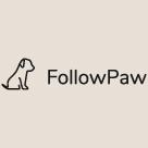 FollowPaw Square Logo