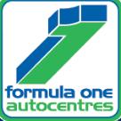 Formula One Autocentres Square Logo
