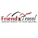 Friendz Travel UK Square Logo