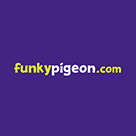 Funky Pigeon Square Logo