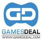 GamesDeal Square Logo