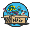 Geekstore Square Logo