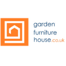 Garden Furniture House Square Logo