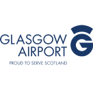 Glasgow Airport Car Parking Square Logo