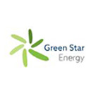 Green Star Energy Square Logo