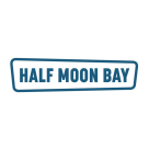 Half Moon Bay Square Logo