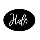 Halo Fitness Square Logo