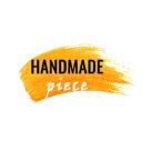 Handmade Piece Square Logo
