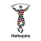 Harlequins Square Logo
