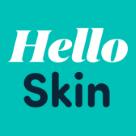 HelloSkin Square Logo