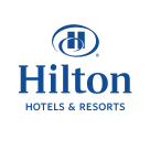 Hilton Hotels and Resorts Square Logo