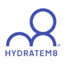 HydrateM8 Square Logo