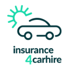 insurance4carhire Square Logo