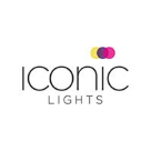 Iconic lights Square Logo