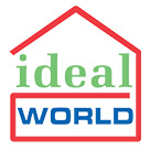 Ideal World Square Logo