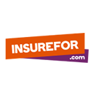 Insurefor CDW Car Hire Excess Insurance Square Logo