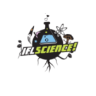 I Love Science Store Square Logo