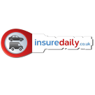 Insure Daily Temporary Car Insurance Square Logo