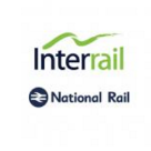 Interrail by National Rail Square Logo