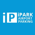 Ipark Airport Parking Square Logo
